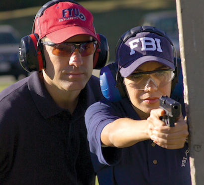 FBI New agent training