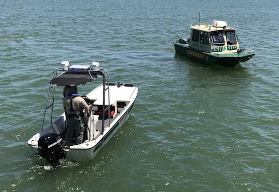Our 2 Patrol Boats